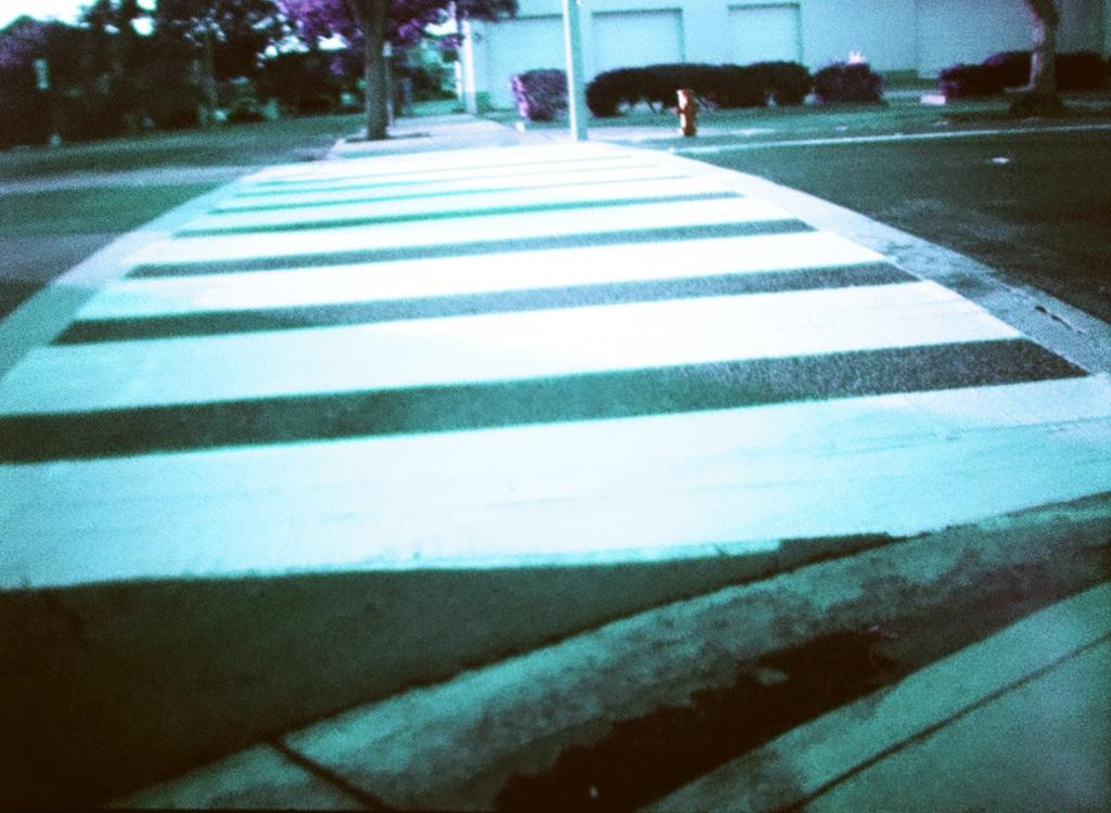 Stop & Walk
